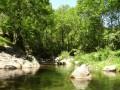 Ardèche Rivière l\'ardeche