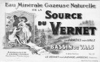 Ardèche Source du Vernet Prades