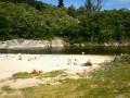 Gite Ardèche plage surveillée 4 km