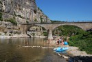 Gite L\'Arde\'chti en Ardèche méridionale