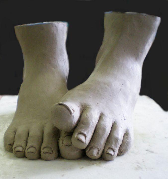 Modelage argile sculpture