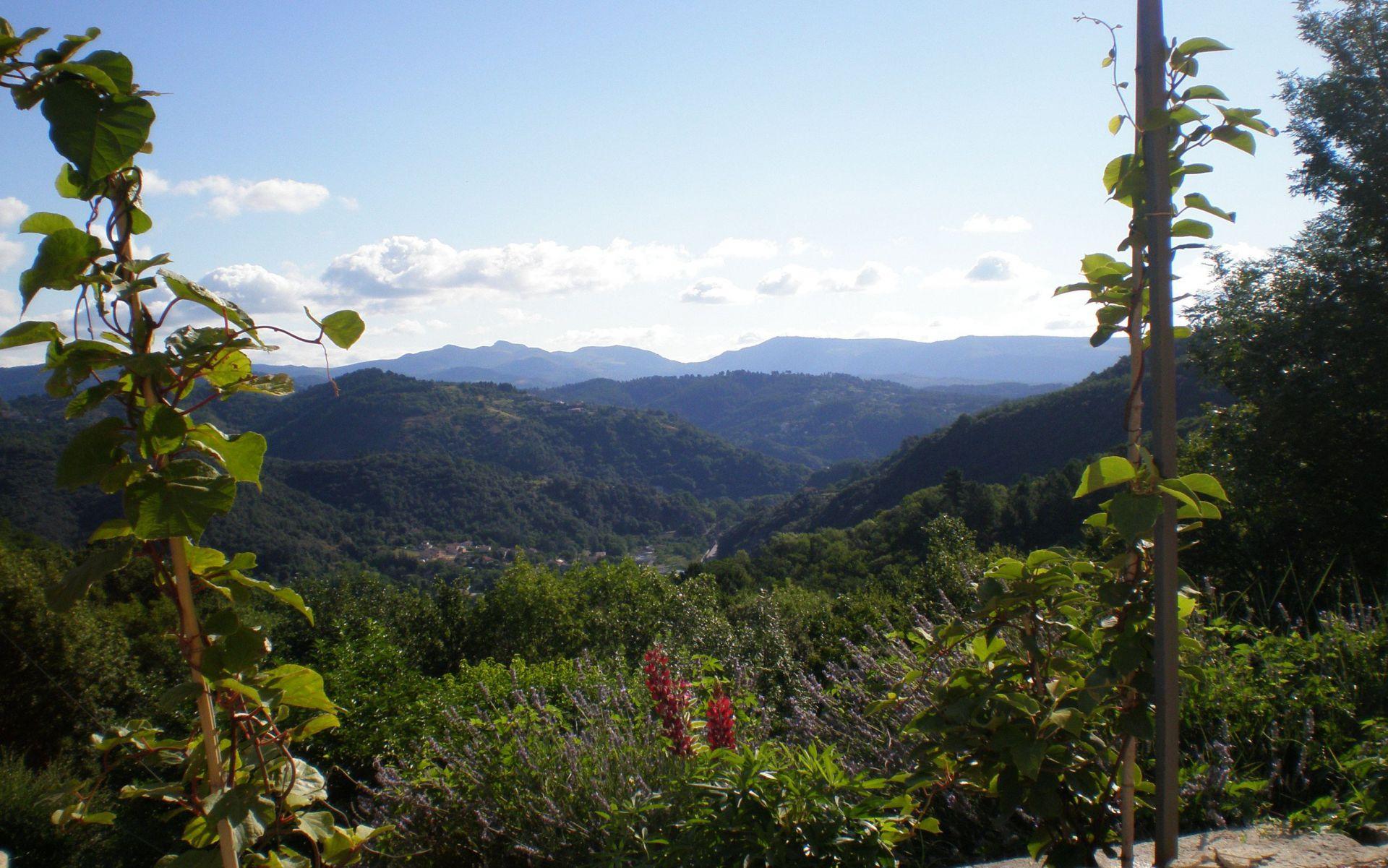 GITE bonjour & bienvenue - Gite Ardèche 5/11pers
