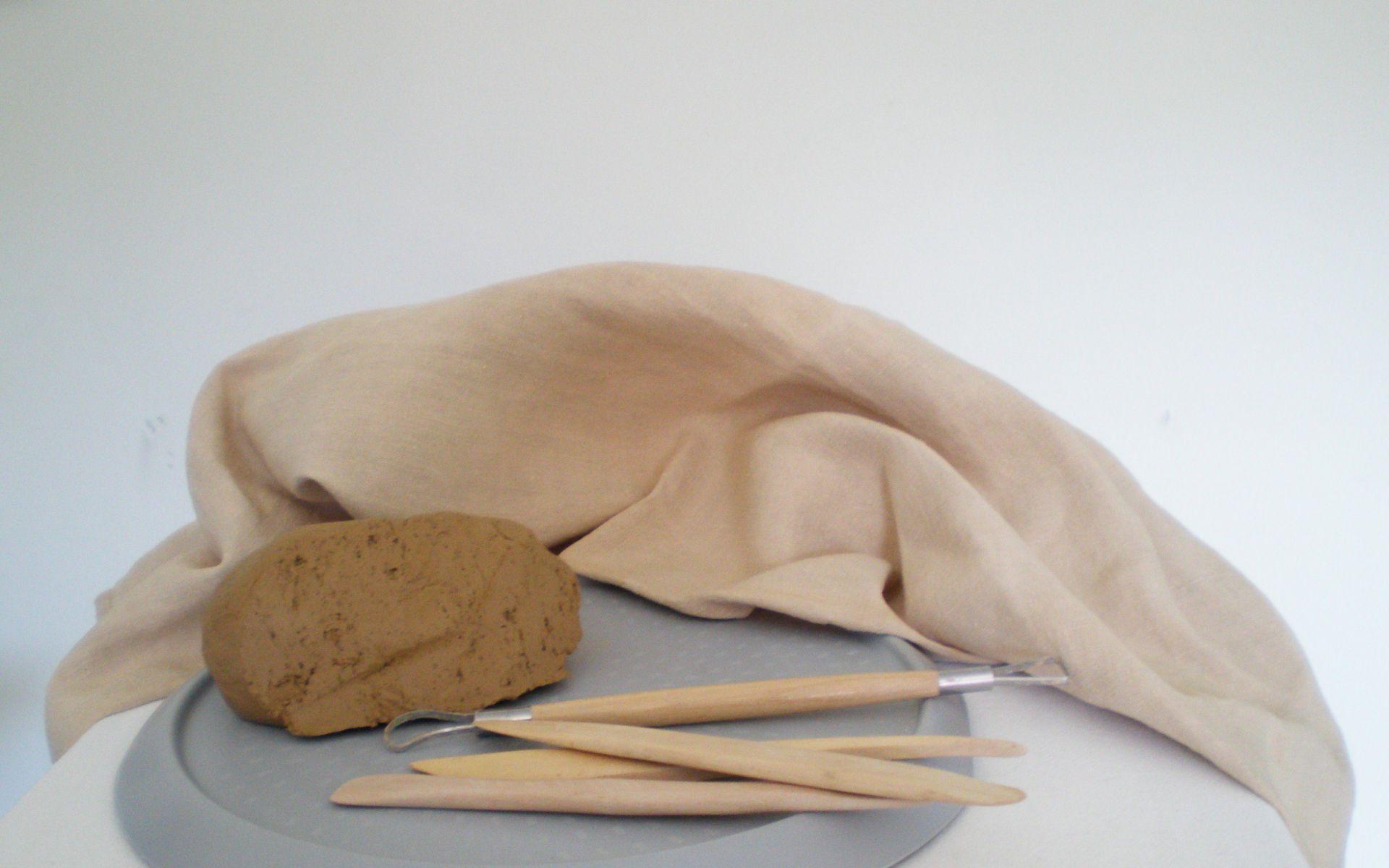 ateliers stages - Stage modelage sculpture en Ardèche